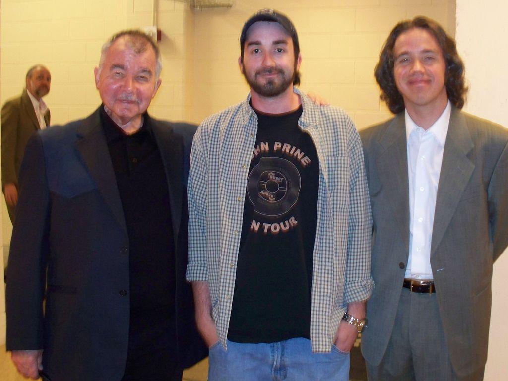 John Prine Virginia Concert Reviews 2010