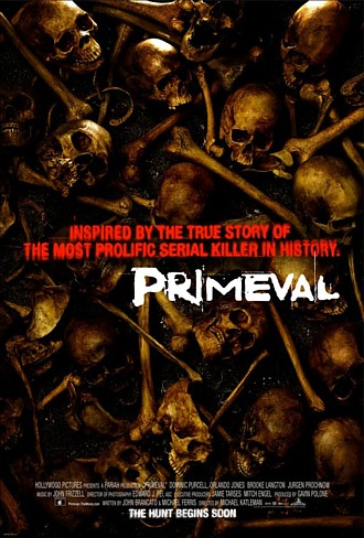 01DBDD5C22 Primeval (2007)   Review