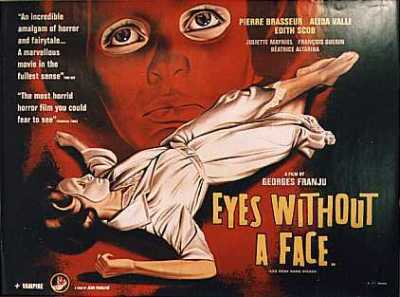 090637029E Eyes without a Face (1960)   50th Anniversary Retrospective