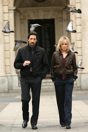 Adrian Brody (left) stars in Dario Argentos thriller.
