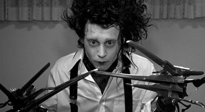 0C692E1DD0 Edward Scissorhands   Film & DVD Review