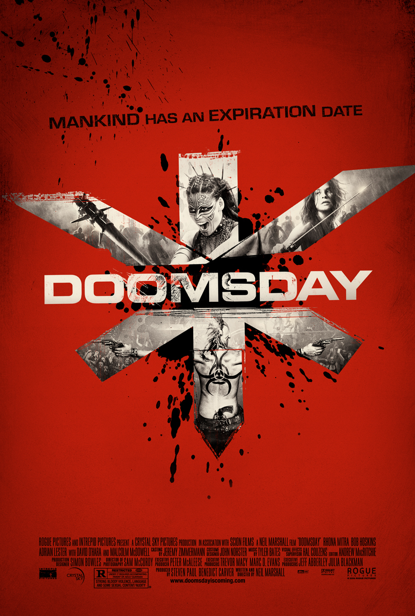 0F14BCA7D9 Doomsday (2008)   Film Review