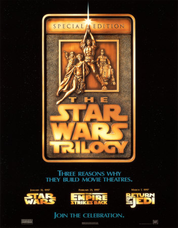 10BC531A47 Star Wars: The Original Trilogy   Science Fiction Film Review
