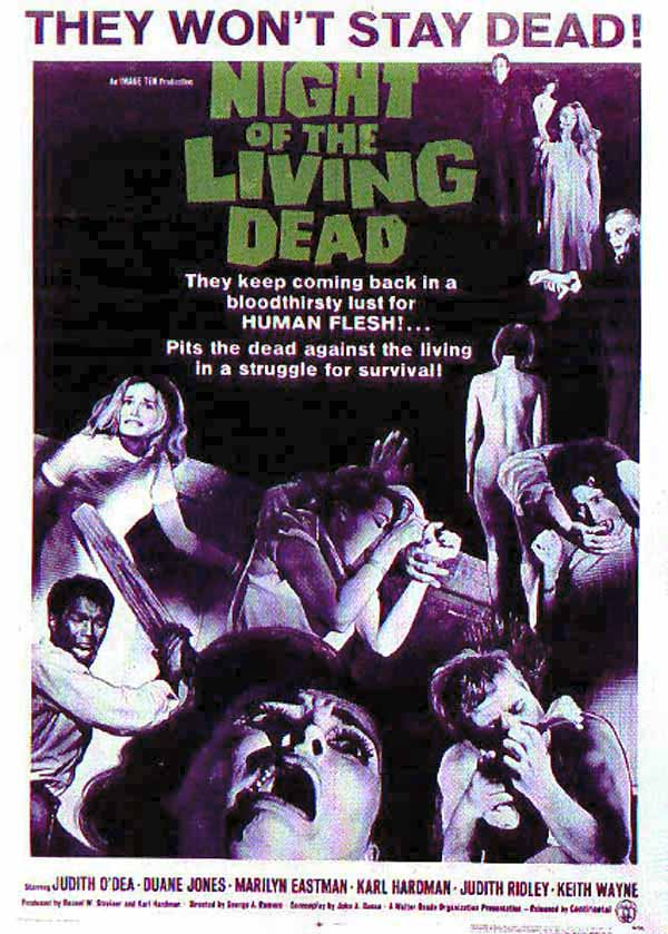 10BE815DF3 Anatomy of a Horror Film: Night of the Living Dead