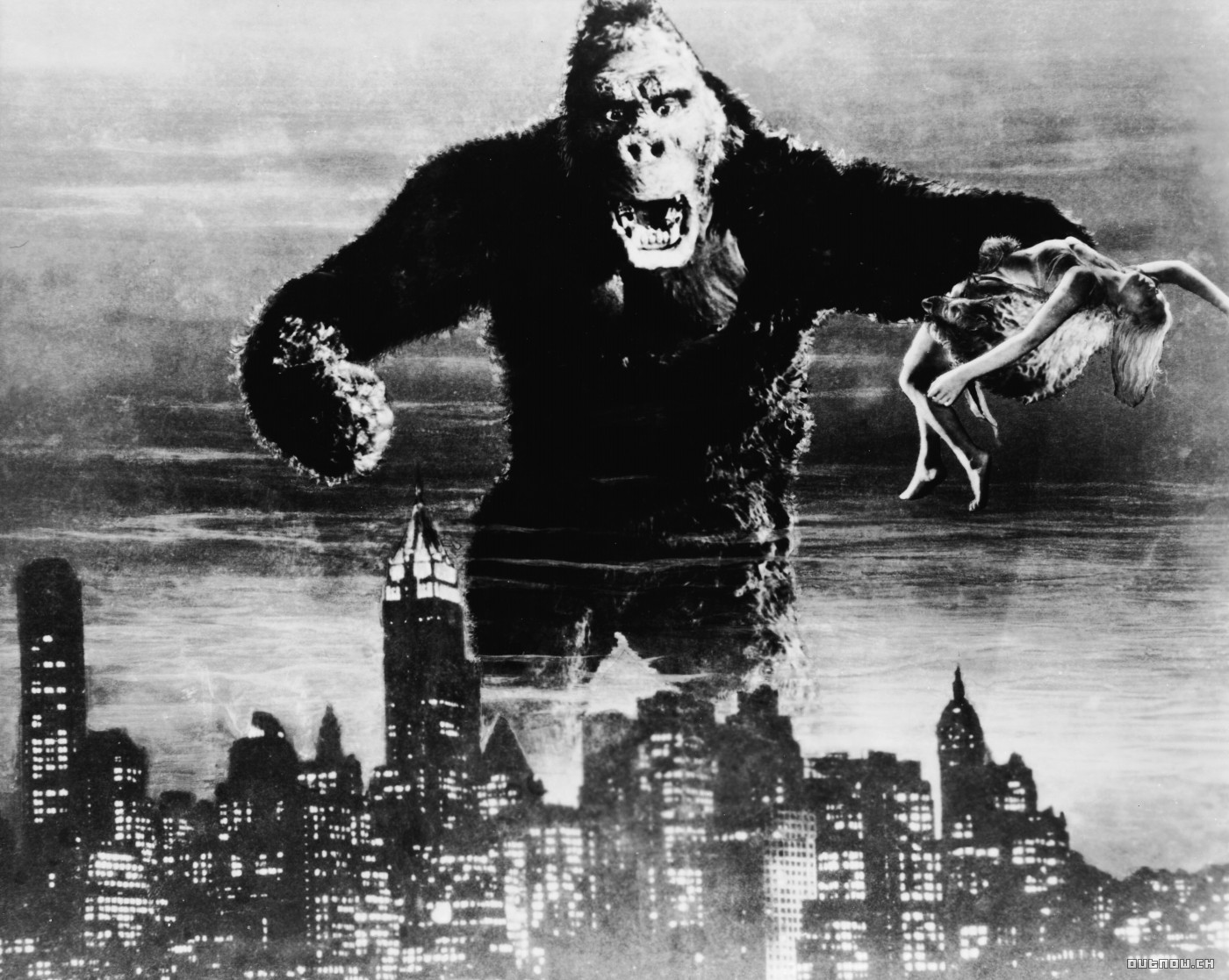 10DBA0DC41 King Kong (1933)   Film & DVD Review