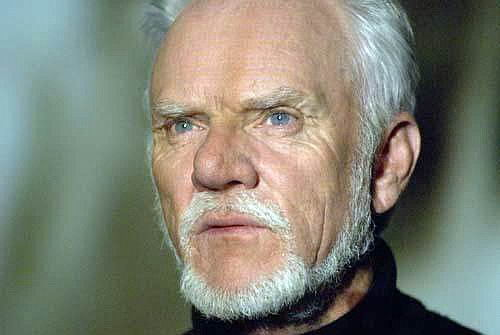 Malcolm McDowell as Dr. Loomis