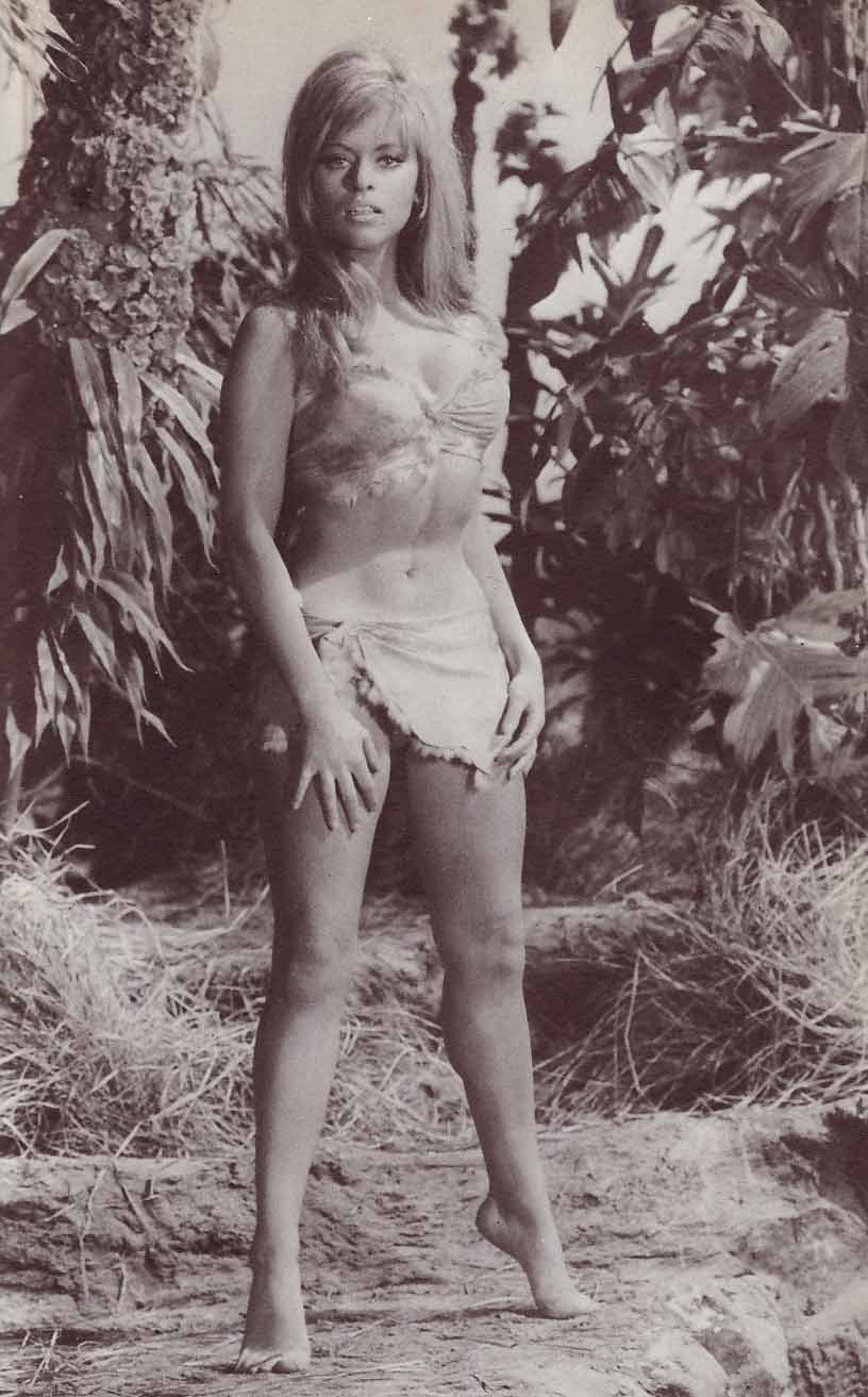 Edina Ronay in PREHISTORIC WOMEN