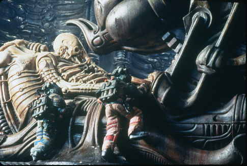 169AF8E67F Alien Revisted: An Interview with Ridley Scott