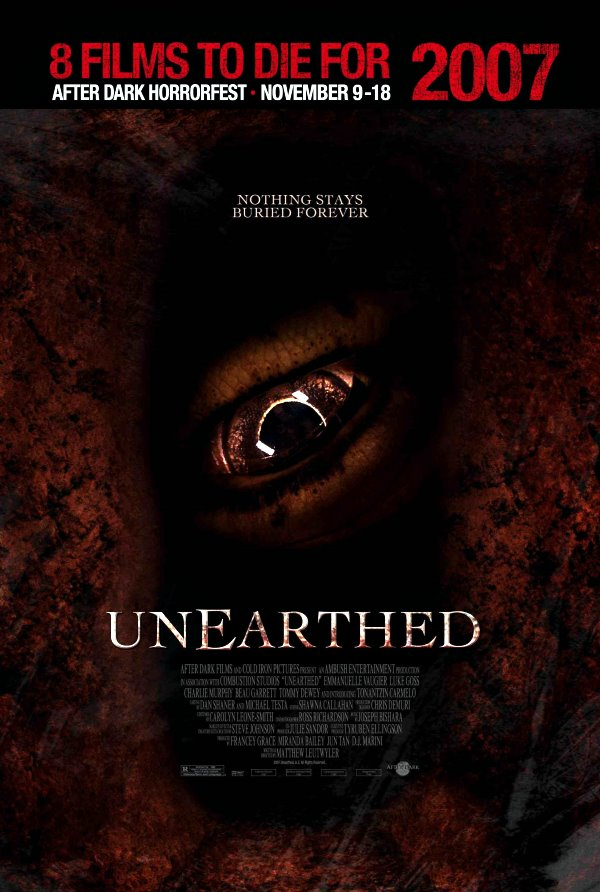 1943932D80 Unearthed (2007)   After Dark Horrorfest Review