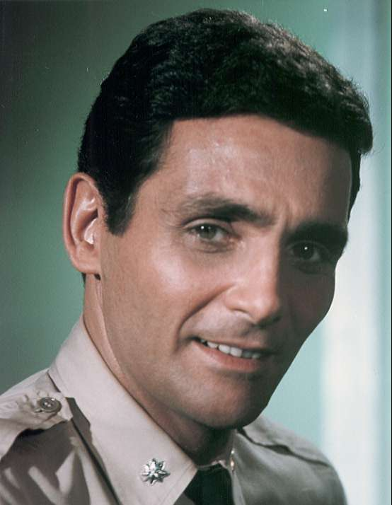 THE FLY's Al Hedison, who changed his name to David and starred in VOYAGE TO THE BOTTOM OF THE SEA.