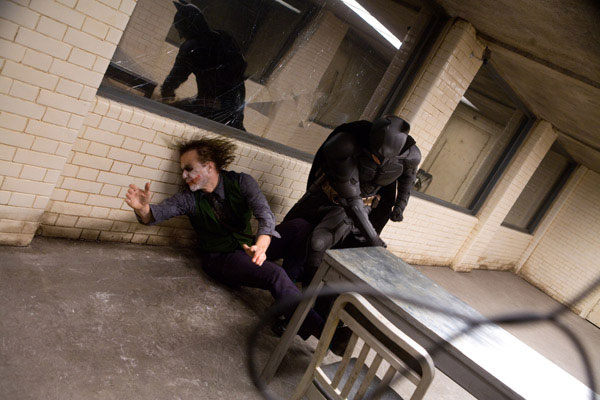 The police allow Batman to get tough with the Joker - a tactic that fails
