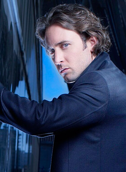 Alex O'Loughlin as Mick St. John, vampire private eye.