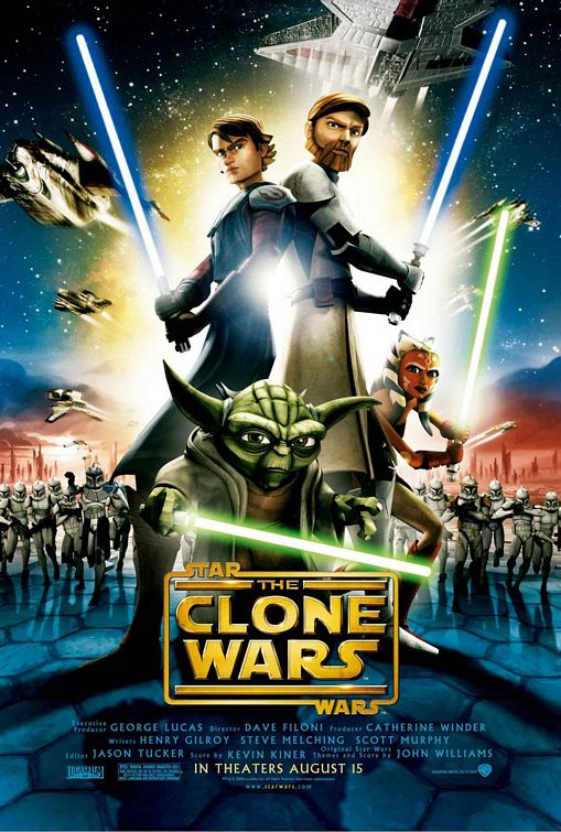 37CF7A5998 Star Wars   The Clone Wars (2008)