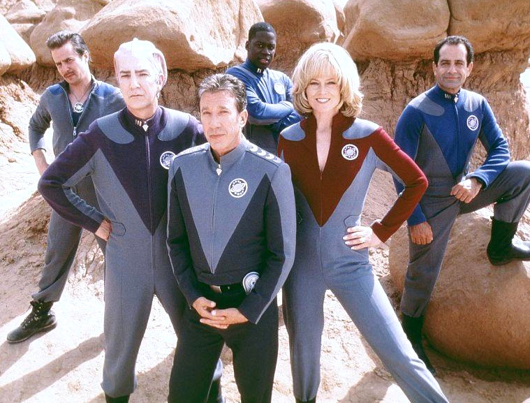 3810C4CB1C Galaxy Quest (2000)   10th Anniversary Science Fiction Film Review