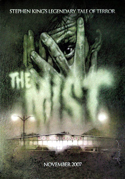 39EFB58B61 The Mist (2007)   Film Review