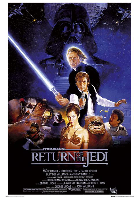 3E0D50CEFF Star Wars: The Original Trilogy   Science Fiction Film Review