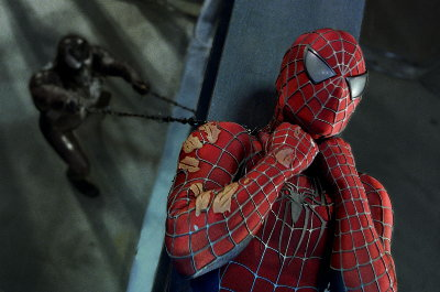 3EBC074A21 Spider Man 3 spins a convoluted web   Film Review