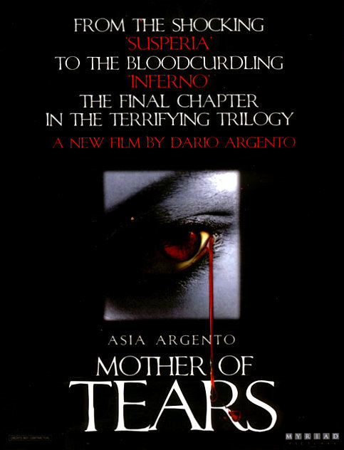 435714A6CD Mother of Tears (2007)   Film Review