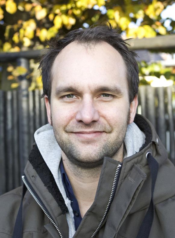 Director Martin Barnewitz