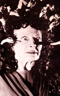 Prudence Hyman as the title character