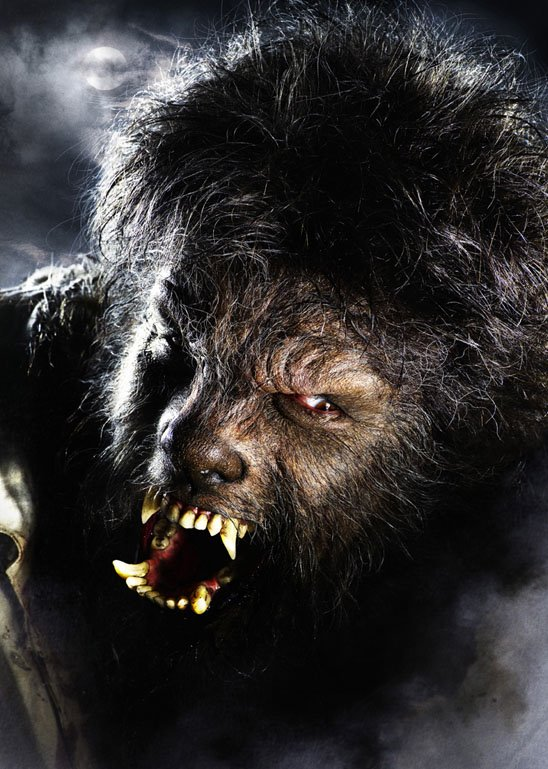 506D094216 The Wolfman (2010)   DVD Review