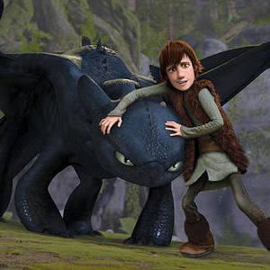Katzenberg's Dragons comin' at ya in 3-D