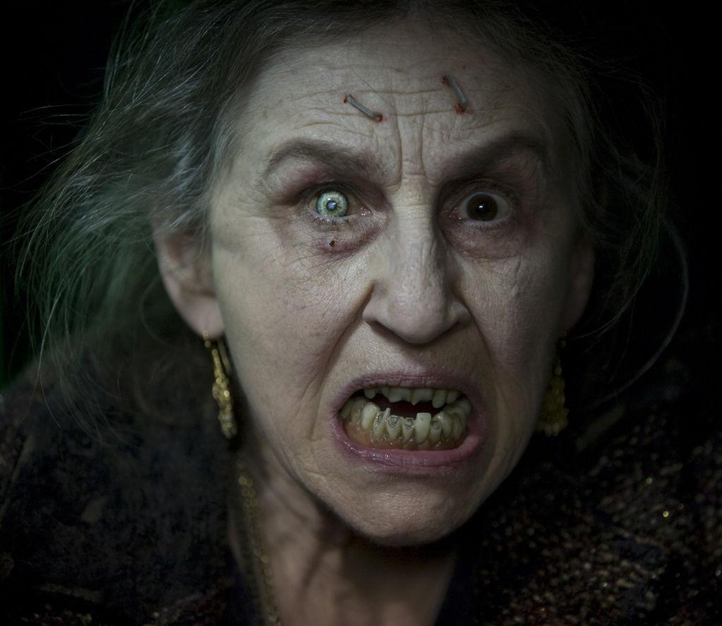 Lorna Raver as Mrs. Ganush