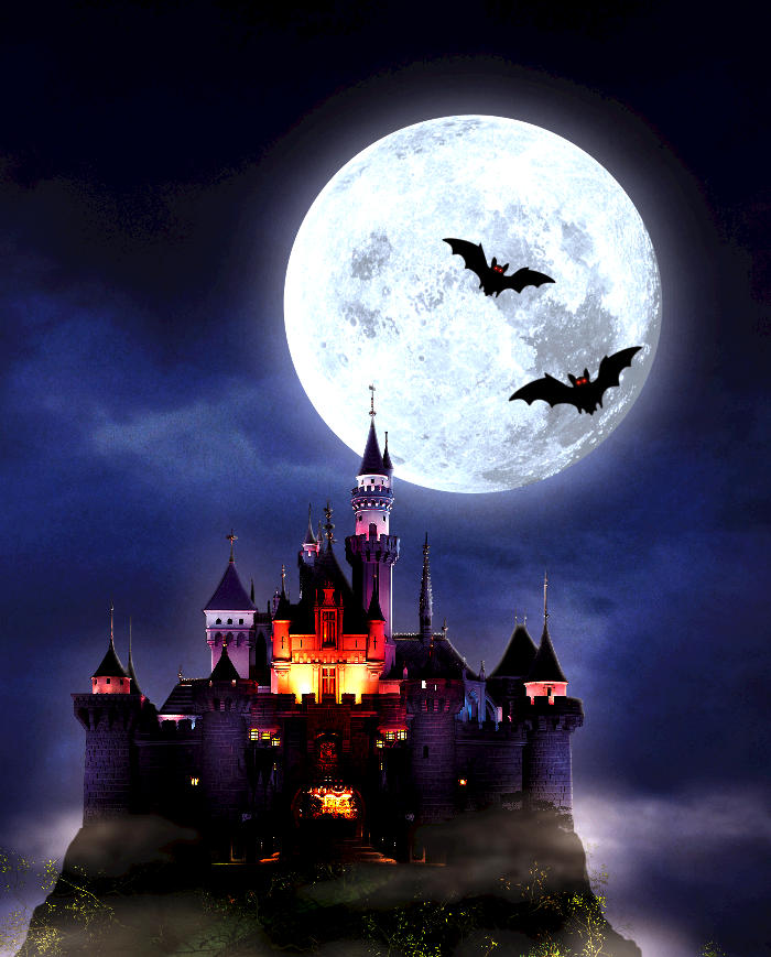 Disneys Halloween Time