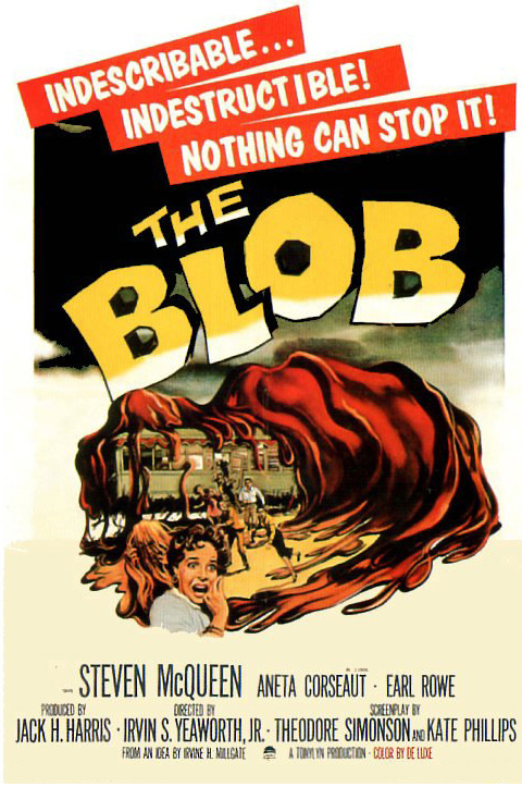 6247DAD113 The Blob (1958)   A Retrospective