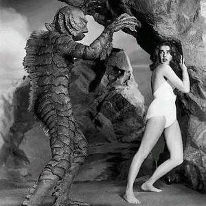 Julie Adams & the Creature