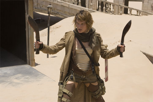 7338E0C9C9 Resident Evil: Extinction (2007): Film Review