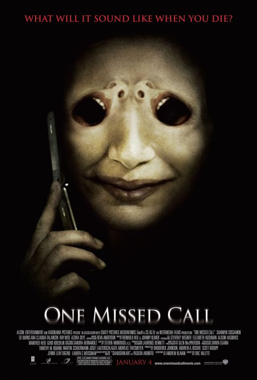 77970EA6B8 One Missed Call (2008)   Film Review
