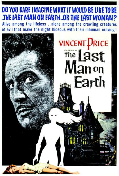 79BCFD1E74 The Last Man on Earth (1964)   Film Review