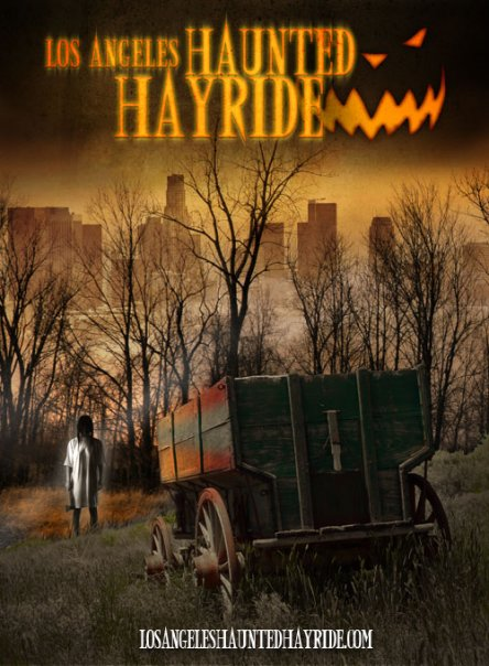 L.A. Haunted Hayride Pre-sale Discount - now!