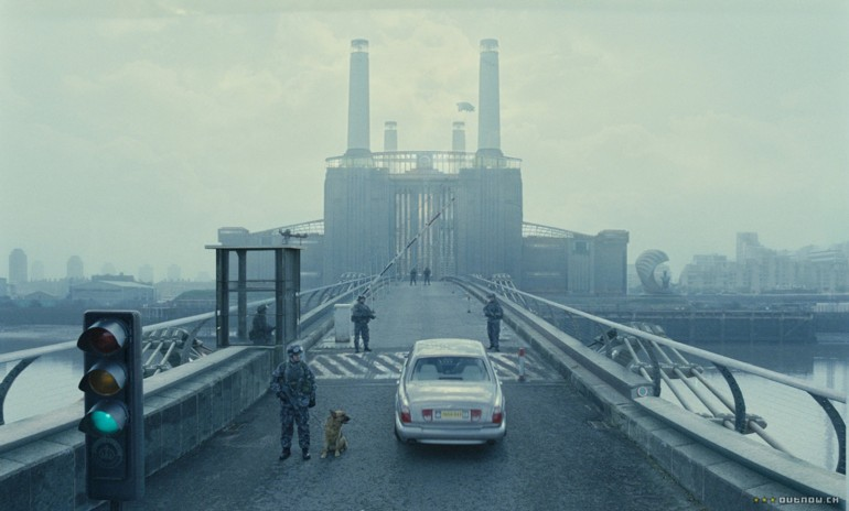 The bleak future of CHILDREN OF MEN