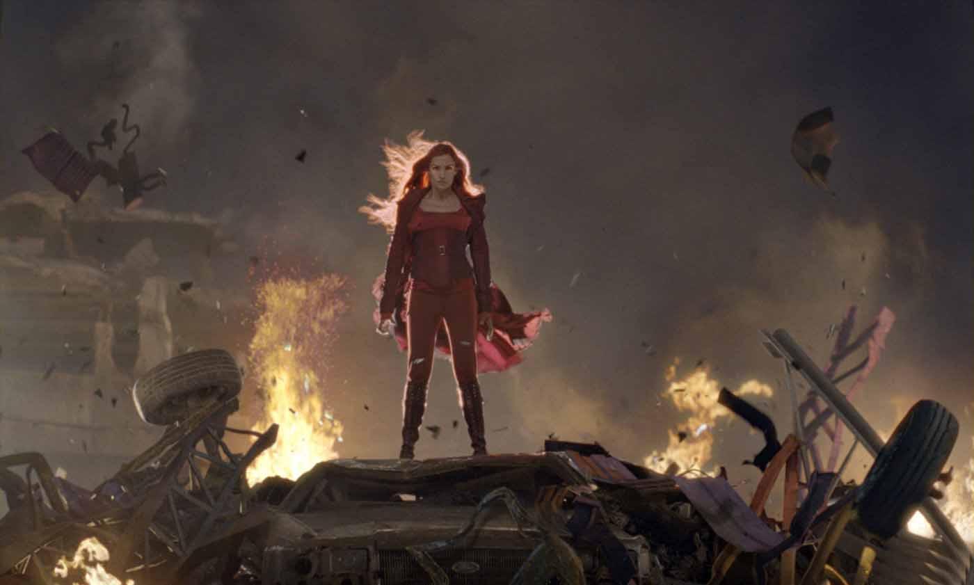 Famke Jansen as Phoenix