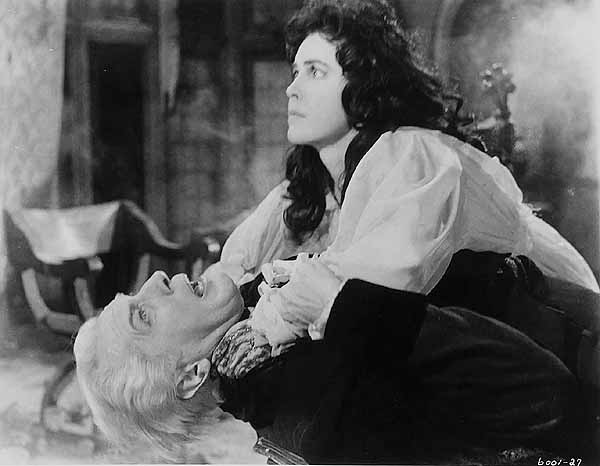 Roderick usher (Vincent Price) pays the price for entombing his sister prematurely.