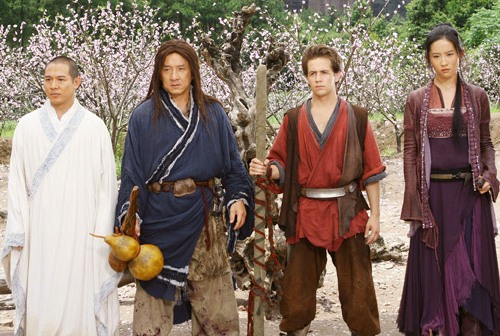 8D5C827F2C The Forbidden Kingdom (2008)   Fantasy Film Review