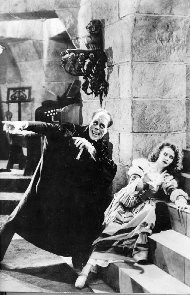 8D9D5C3D1A The Phantom of the Opera (1925)   A Retrospective Review