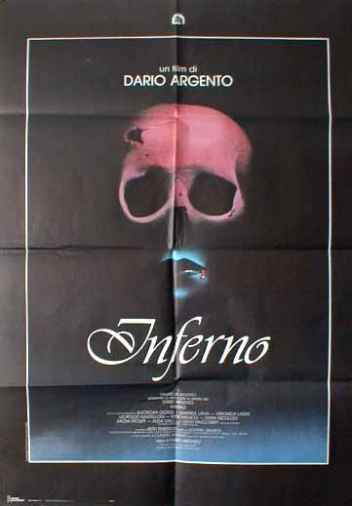 8FF178B504 Inferno (1980) on DVD