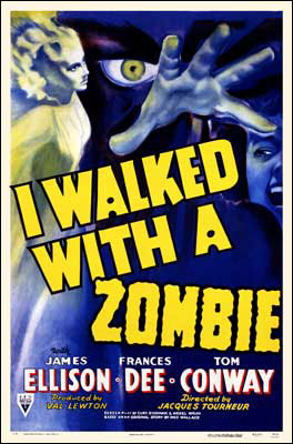 924CC606C4 I Walked with a Zombie (1943)   DVD Review