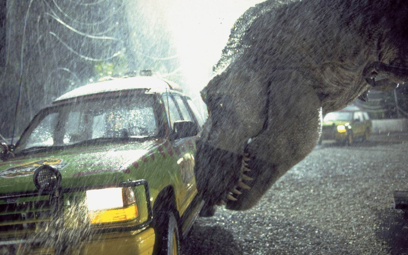 93FE3893C9 Interview: Stan Winston on making Jurassic Parks full size dinos live and breath