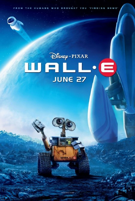 Click to view a larger version of the WALL-E poster
