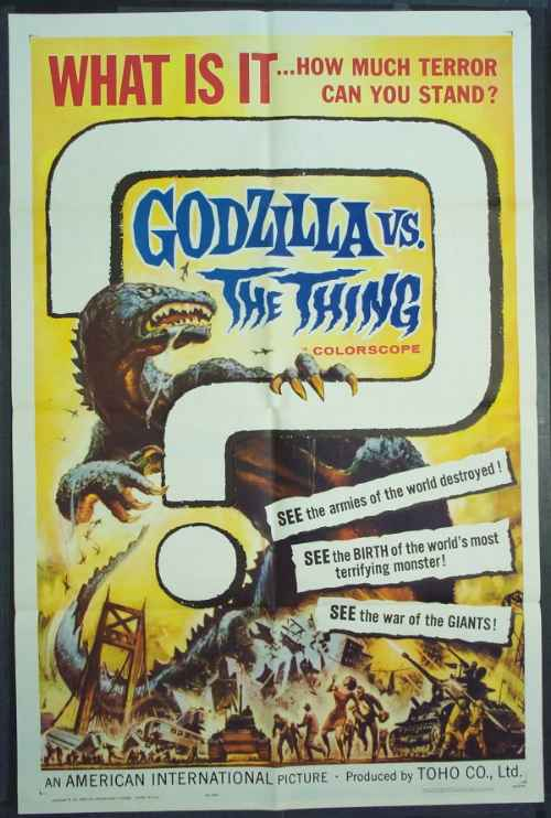 AC93E4A8A7 Mothra vs. Godzilla (1964)   Film & DVD Review
