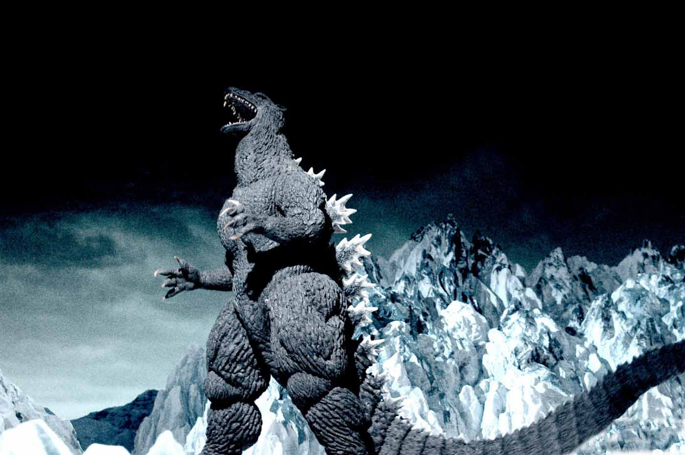 Godzilla roars to life in his last adventure.