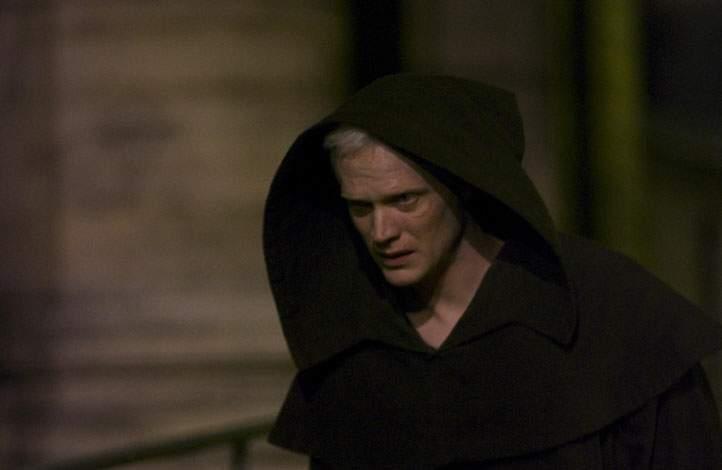 The films murderous monk