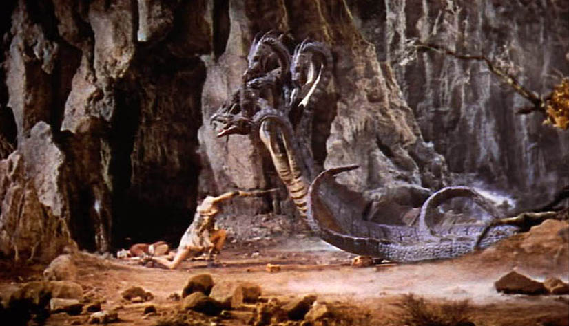 Thank god - actually, Harryhausen - for my Sense of Wonder