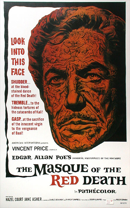 C2E8B9CDD9 Masque of the Red Death (1964)   A Retrospective