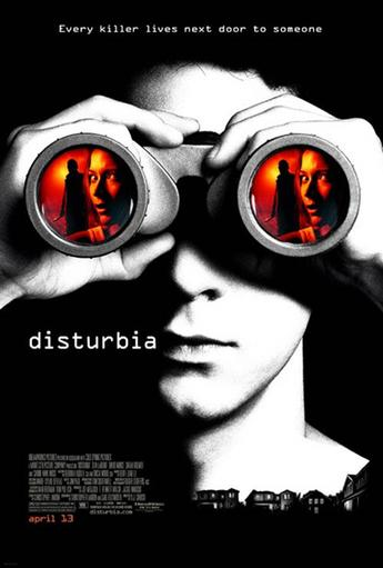 CBDD4905A1 Disturbia (2007)   Film Review