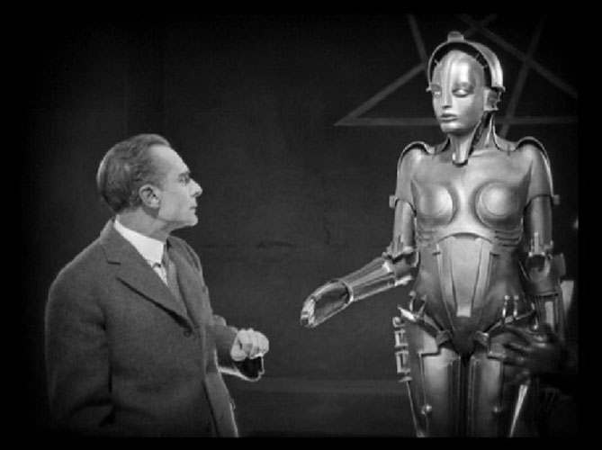 The Making of Metropolis: Creating the Female Robot